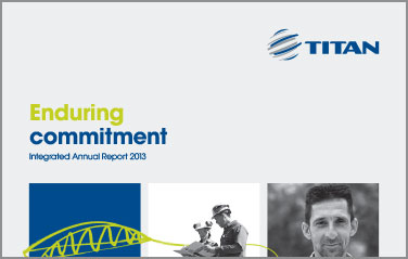 TITAN Group Report 2013