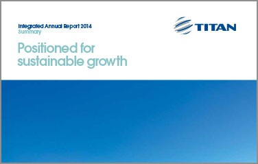 TITAN Group Report 2014