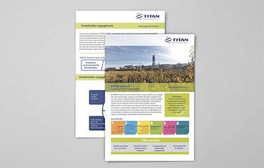ANTEA 2015/CSR/1<br>Corporate Social Responsibility