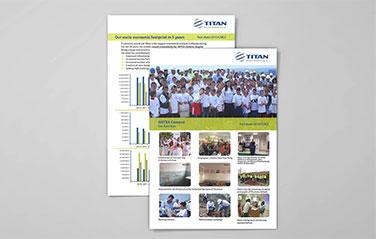 ANTEA 2015/CSR/2<br>Aktivitetet Tona