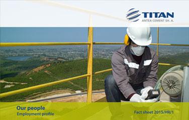 ANTEA 2015/HR/1<br>Employment Profile