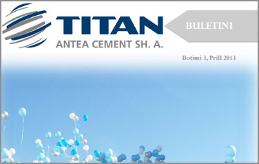 ANTEA Newsletter 3/2013 Alb